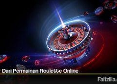 Dasar Dari Permainan Roulette Online
