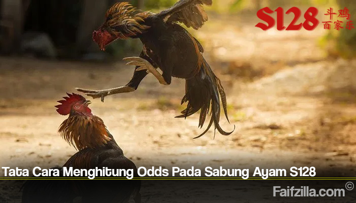 Tata Cara Menghitung Odds Pada Sabung Ayam S128